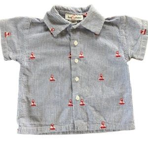 Other - Jack & Teddy button up